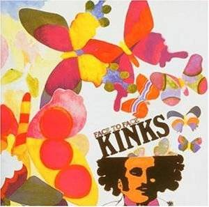The Kinks: Face To Face - Cover