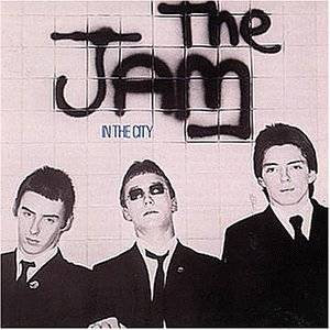 The Jam: In The City - Cover