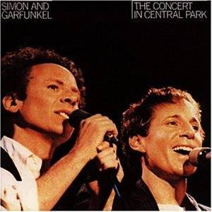 Simon & Garfunkel: Concert In Central Park, The - Cover