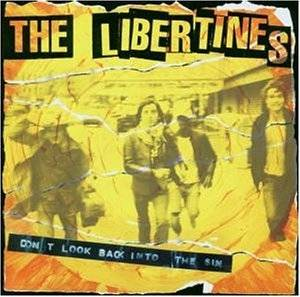The Libertines: Don't Look Back Into The Sun - Cover