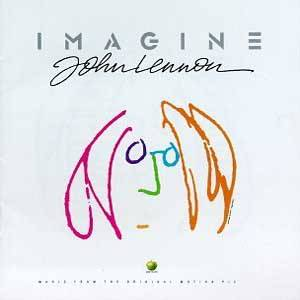 The Beatles: Imagine: John Lennon - Cover