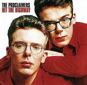 Cover - Proclaimers, The: Hit The Highway