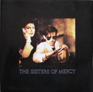 The Sisters Of Mercy: Dominion - Cover
