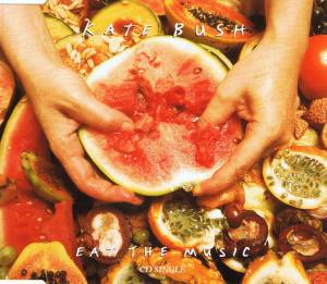 Kate Bush: Eat The Music - Cover