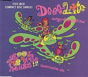 Deee-Lite: Groove Is In The Heart - Cover