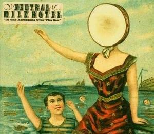 Neutral Milk Hotel: In The Aeroplane Over The Sea - Cover