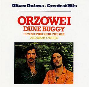 Oliver Onions: Greatest Hits - Cover