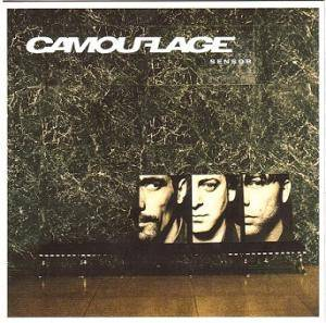 Cover - Camouflage: Sensor