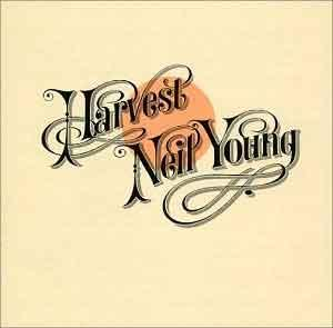 Neil Young: Harvest - Cover