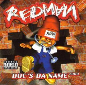 Cover - Redman: Doc's Da Name