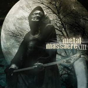 Metal Massacre XIII - Cover