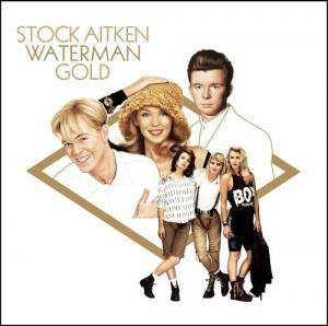 Cover - Ferry Aid: Stock Aitken Waterman Gold