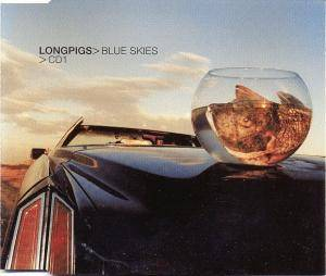 Cover - Longpigs: Blue Skies