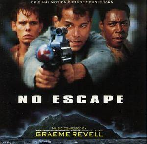 Cover - Graeme Revell: No Escape