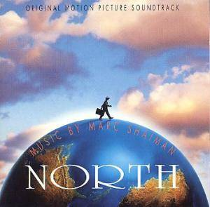 Cover - Marc Shaiman: North