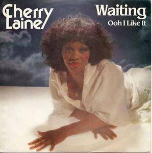 Cover - Cherry Laine: Waiting
