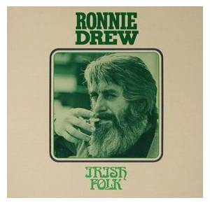 Cover - Ronnie Drew: Irish Folk