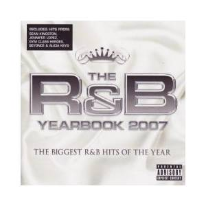 Cover - Omarion: R&B Yearbook 2007, The