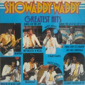 Showaddywaddy: Greatest Hits - Cover