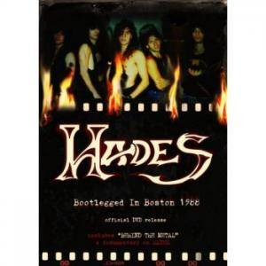 Cover - Hades: Bootlegged In Boston 1988