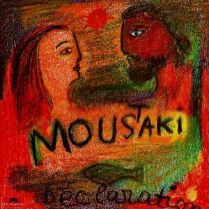 Cover - Georges Moustaki: Declaration