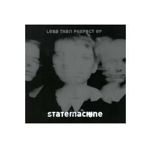 Cover - Statemachine: Less Than Perfect EP
