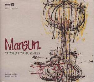 Cover - Mansun: Closed For Business