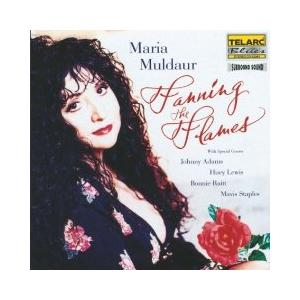 Maria Muldaur: Fanning The Flames - Cover