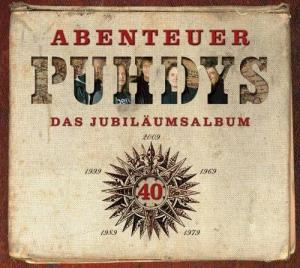 Puhdys: Abenteuer - Cover