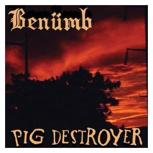 Cover - Benümb: Benümb / Pig Destroyer