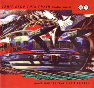 Cover - Burning Inside: Can't Stop This Train