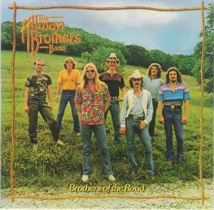 The Allman Brothers Band: Brothers Of The Road (CD) - Bild 1