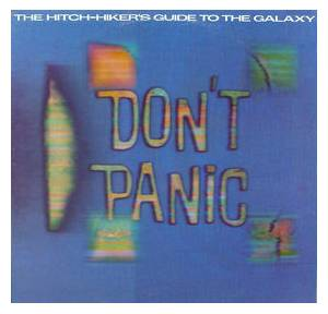 Douglas Adams: Hitch-Hiker's Guide To The Galaxy, The - Cover