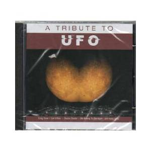 Tribute To UFO, A - Cover