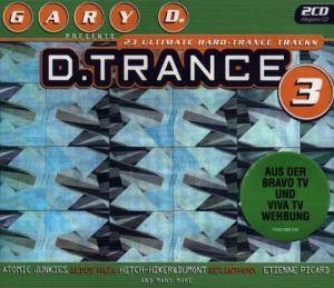 Gary D. Presents D.Trance 03 - Cover