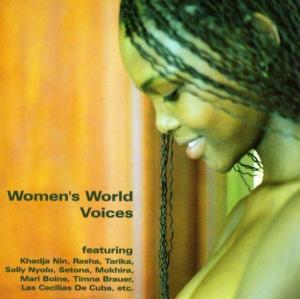 Women's World Voices - Cover