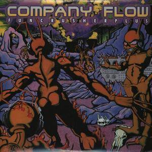 Company Flow: Funcrusher Plus - Cover
