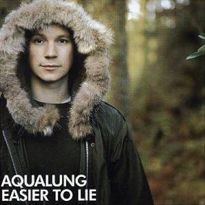 Cover - Aqualung: Easier To Lie