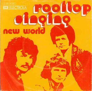 Cover - New World: Rooftop Singing
