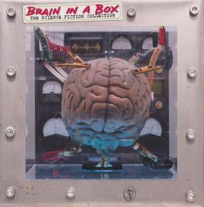 Cover - Paul Sawtell: Brain In A Box: The Science Fiction Collection