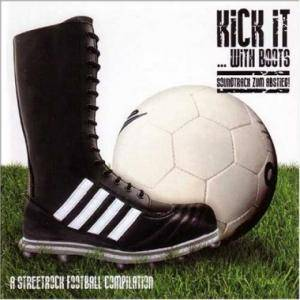 Cover - Vindicator: Kick It ... With Boots