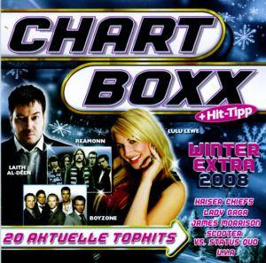 Cover - Scooter Vs. Status Quo: Chartboxx - Winter Extra 2008