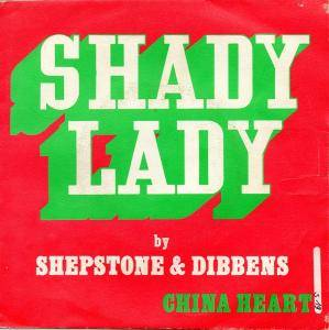 Shepstone & Dibbens: Shady Lady - Cover