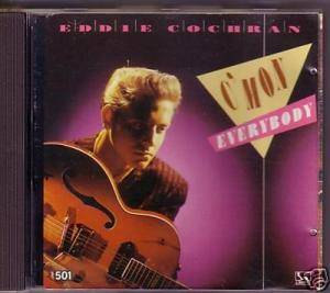 Eddie Cochran: C'mon Everybody - Cover