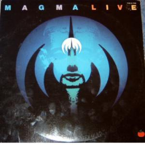 Magma: Live - Cover