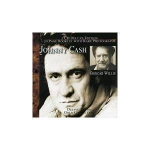 Johnny Cash: Johnny Cash & Boxcar Willie - Cover