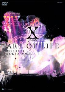 X Japan: Art Of Life - Cover