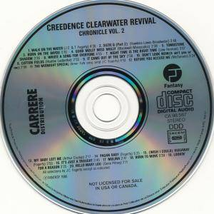 Creedence Clearwater Revival: Chronicle Volume Two (CD) - Bild 3