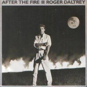 Roger Daltrey: After The Fire - Cover