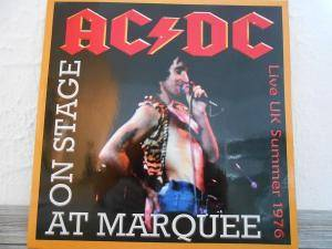 AC/DC: On Stage At Marquee (LP) - Bild 1